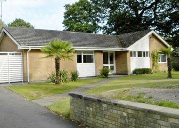 Thumbnail 3 bedroom detached bungalow to rent in Norfolk Road, Edgbaston, Birmingham