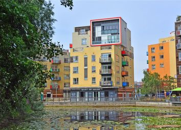 Thumbnail 2 bed flat for sale in Da Vinci Lodge, West Parkside, Greenwich, London