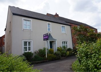 Thumbnail 4 bed detached house for sale in Star Avenue, Stoke Gifford