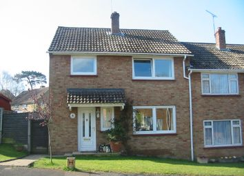 Thumbnail 3 bedroom semi-detached house to rent in Church Field, Sevenoaks
