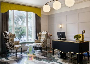 Thumbnail 3 bedroom flat for sale in Leinster Square, Notting Hill