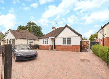 Thumbnail 3 bed detached bungalow for sale in Robin Hood Lane, Winnersh, Wokingham, Berkshire