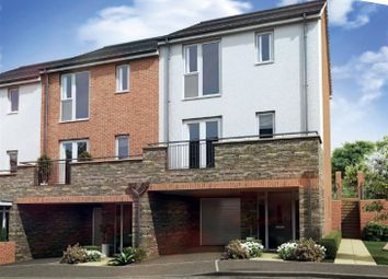 Thumbnail 3 bed town house for sale in Gower Road, Sketty, Swansea
