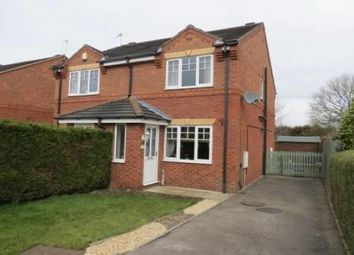 Thumbnail 2 bed semi-detached house to rent in Otter Drive, Pickering