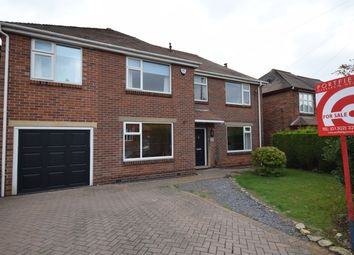 Thumbnail 4 bed detached house for sale in Park Avenue, Sprotbrough, Doncaster