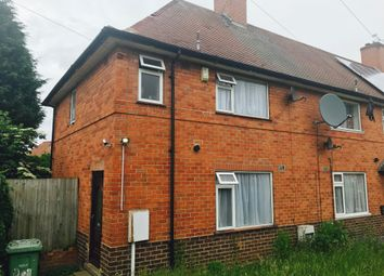 Thumbnail 3 bedroom end terrace house to rent in Amesbury Circus, Nottingham