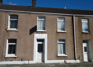 Thumbnail 3 bed terraced house to rent in Ford Road, Velindre, Port Talbot