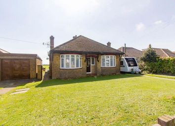 Thumbnail 2 bed detached bungalow for sale in Old Dover Road, Capel-Le-Ferne, Folkestone