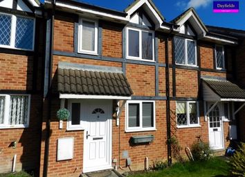 Thumbnail 2 bedroom terraced house for sale in Shearwater Close, Stevenage