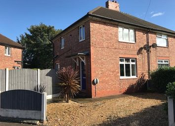 Thumbnail 3 bed semi-detached house for sale in Craven Road, Broadheath, Altrincham
