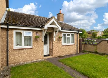 Thumbnail 2 bed terraced bungalow for sale in Church Lane, Guilden Morden, Royston