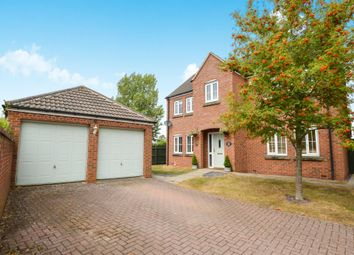Thumbnail 4 bed detached house for sale in Millennium Close, North Kilworth, Lutterworth