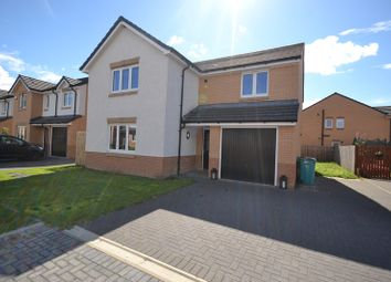 Thumbnail 4 bed detached house for sale in Duncarron Terrace, Cumbernauld