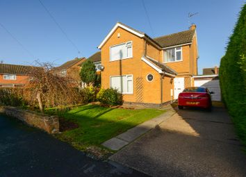 Thumbnail 3 bed detached house for sale in Western Fields, Ruddington, Nottingham