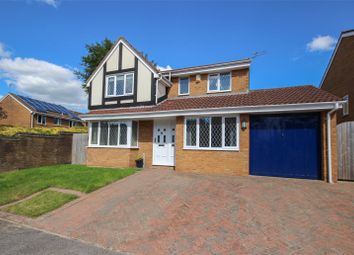 Thumbnail 4 bed detached house for sale in The Worthys, Bradley Stoke, Bristol