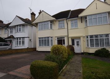 Thumbnail 3 bedroom semi-detached house for sale in Rutland Avenue, Southend-On-Sea, Essex
