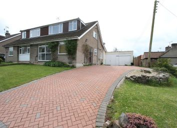 Thumbnail 4 bed semi-detached house to rent in Franklins Way, Claverham, Bristol