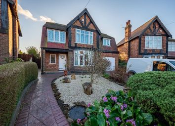 Thumbnail 4 bed detached house to rent in Greengates Avenue, Mapperley, Nottingham