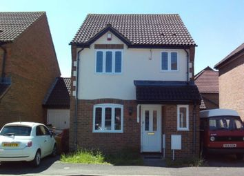 Thumbnail 3 bed detached house to rent in Prentice Grove, Shenley Brook End, Milton Keynes