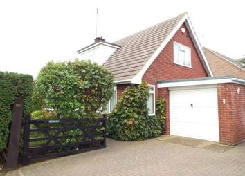 Thumbnail 4 bed bungalow for sale in Heacham, King's Lynn, Norfolk
