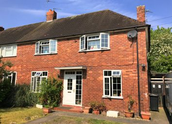 Thumbnail 4 bed semi-detached house for sale in Egerton Road, Wilmslow