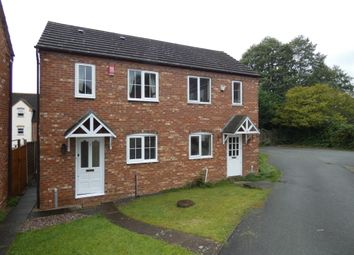 Thumbnail 2 bed semi-detached house to rent in Wagtail Drive, Aqueduct, Telford