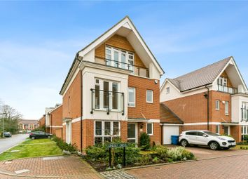 Thumbnail 4 bed link-detached house for sale in Lindsey Drive, Maidenhead, Berkshire