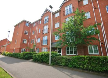 Thumbnail 2 bed flat for sale in Trevithick House, Blount Close, Crewe, Cheshire