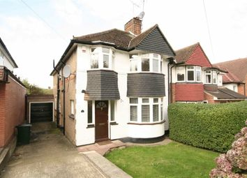 Thumbnail 4 bed semi-detached house to rent in Glenwood Road, Mill Hill