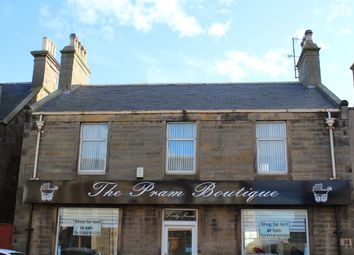 Thumbnail 2 bed flat for sale in West Church Street, Buckie