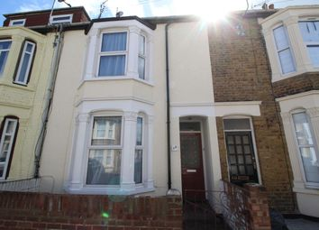 Thumbnail 3 bed terraced house to rent in Alexandra Road, Sheerness