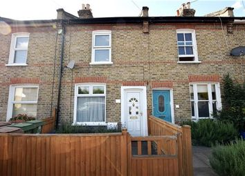 Thumbnail 2 bed terraced house for sale in Wandle Road, Wallington, Surrey
