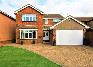 Thumbnail 4 bed detached house for sale in Western Esplanade, Canvey Island, Essex