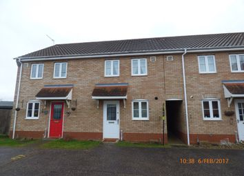 Thumbnail 2 bedroom terraced house to rent in Monarch Way, Carlton Colville, Lowestoft