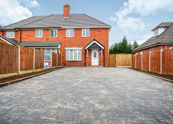 Thumbnail 3 bed semi-detached house for sale in Church Road, Stoke-On-Trent