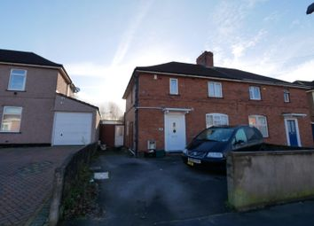 Thumbnail 3 bed semi-detached house for sale in Daventry Road, Knowle, Bristol