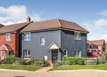 3 bed end terrace house for sale in Bridger Way, Maidstone, Kent ME17