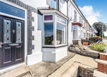 3 bed terraced house for sale in Brynteg, Treharris CF46