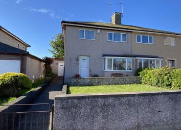Thumbnail 3 bed semi-detached house for sale in Kings Road, Holyhead