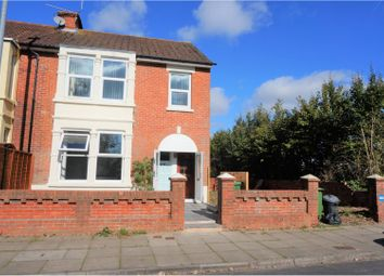 Thumbnail 1 bed flat for sale in Tangier Road, Portsmouth