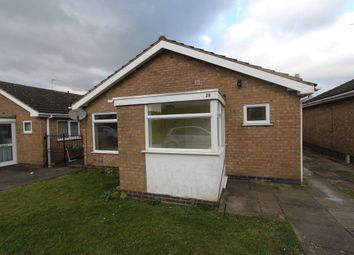 Thumbnail 3 bed bungalow to rent in Frome Avenue, Oadby, Leicester