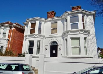 Thumbnail 2 bed flat to rent in Clarence Road, Southsea