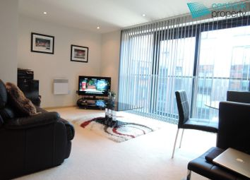 Thumbnail 2 bed flat to rent in St Pauls Place, St Pauls Square, Birmingham