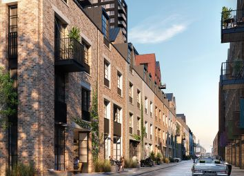 Thumbnail 1 bed flat for sale in Orchard Place, London