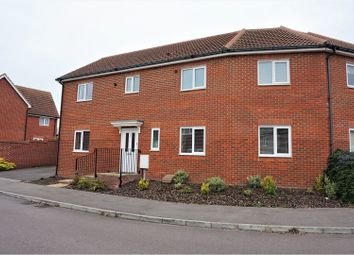 Thumbnail 4 bed semi-detached house for sale in Chorister Crescent, Rochester