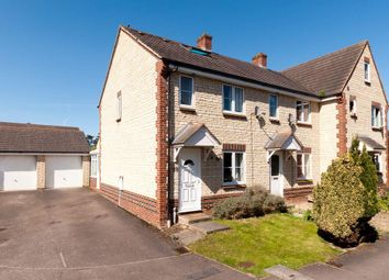 Thumbnail 3 bed semi-detached house to rent in Goldfinch Close, Bicester