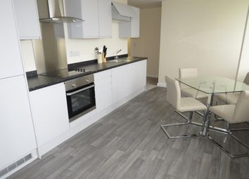 Thumbnail 2 bed flat to rent in Bridge Street, Walsall