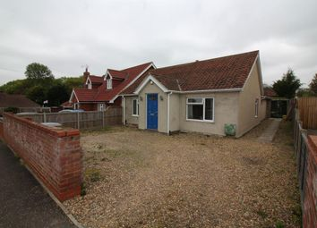 Thumbnail 3 bed bungalow for sale in Harlington Avenue, Norwich