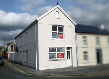 Thumbnail 2 bed semi-detached house for sale in Pemberton Road, Llanelli, Carmarthenshire