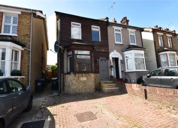 Thumbnail 4 bed semi-detached house for sale in Priory Road North, Dartford, Kent